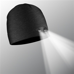Lighted Beanie