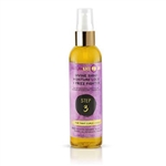 Naturalicious Step 3: Divine Shine Moisture Lock & Frizz Fighter (For Tight Curls + Coils) 4 oz