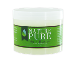 Nature Pure Hair Butter With Monoi Oil