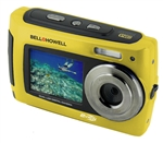 BELL+HOWELL® 2VIEW 18.0MP HD Dual Screen Digital & Video Camera (Waterproof to 10 ft.) (Yellow)