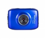 DVR 783HD ActionCam- with waterproof case (Blue)
