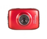 DVR 783HD ActionCam- with waterproof case (Red)