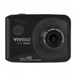 DVR 786HD Waterproof ActionCam- includes bike/AVT mount (Black)