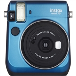 Fujifilm instax mini 70 Instant Film Camera (Island Blue)