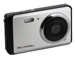 BELL+HOWELL® Slim 20.0MP / HD Digital & Video Camera (Silver)