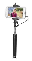 Selfeez Telescoping Selfie Stick with Cable