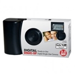3.0MP Single-Use Digital Camera with USB Cable