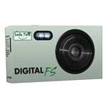 Single-Use Digital Camera with USB Cable