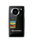 BELL+HOWELL® TAKE-2HD High Definition Flip Camcorder & 5.0MP Digital Camera-BLACK