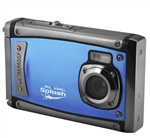 BELL+HOWELL® Splash3 20.0MP / FHD digital & Video Camera (Waterproof to 10 ft.) (Blue)