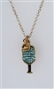 small pickleball pendant