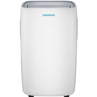 Emerson Quiet Kool EBPC10RD1 10,000 BTU Portable Air Conditioner Remote Control 115 Volt
