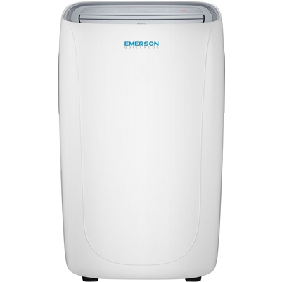 Emerson Quiet Kool EBPC12RD1 12,000 BTU Portable Air Conditioner Remote Control 115 Volt