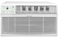Emerson Quiet Kool EBRC15RE1 15,000 BTU Window Mount Room Air Conditioner Compact 115Volt