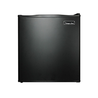 Magic Chef MCAR170BE 1.7 cu.Ft.Compact All Refrigerator Black