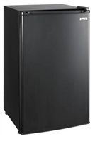 Magic Chef MCBR350B2 3.5 cu. ft. Refrigerator Freezer Black