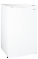 Magic Chef MCBR350W2 3.5 cu. ft. Refrigerator Freezer White