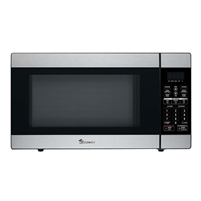 Magic Chef MCD1811ST 1.8 Cubic-ft 1100-watt Stainless Microwave Oven
