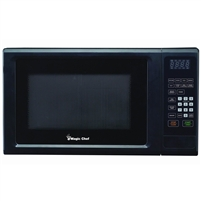 Magic Chef MCM1110B Microwave Oven 1.1 cu ft 1000 Watts