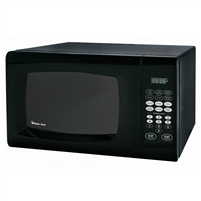 Magic Chef MCM990B 900-watt Microwave w Digital Touch