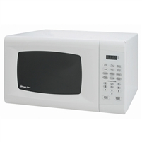 Magic Chef MCM990W 900-watt Microwave w Digital Touch