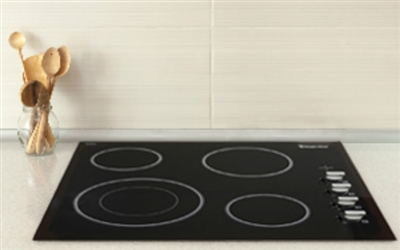 Magic Chef MCSCTE24BG 24-Inch Electric Cooktop 4 Burners