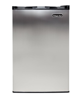 Magic Chef MCUF3S2 3.0 cu ft Upright All Freezer Stainless Steel
