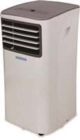 Norpole 10,000 BTU Compact Portable Room Air Conditioner With Remote 115 Volt