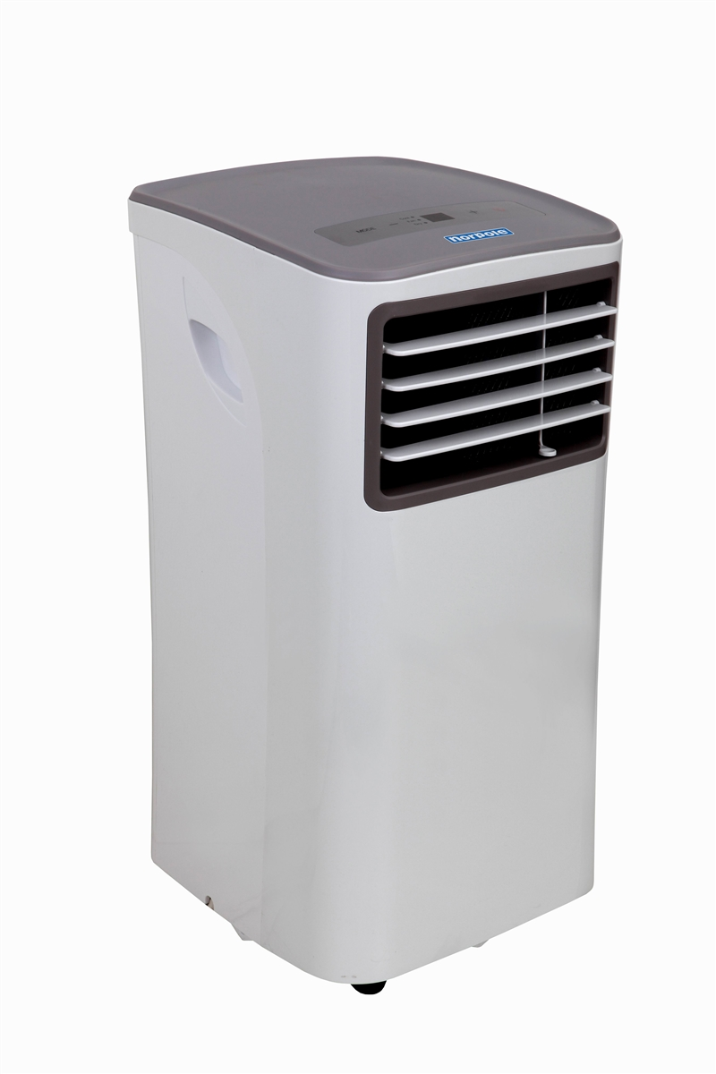 Norpole 10,000 BTU Compact Portable Room Air Conditioner With Remote ...