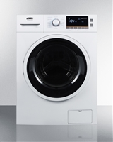 Summit SPWD2200W Combo Ventless Washer / Dryer 120 Volt