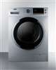 Summit SPWD2201SS Combo Ventless Washer / Dryer 120 Volt