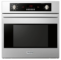 "Verona VEBIEM241SS 24"" Electric Wall Oven Electric 110 Volt"