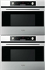 "Verona VEBIEM301SS 30"" 2 Single Electric Wall Oven Stainless Stackable 110 Volt"
