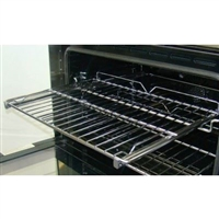 "Verona VEGLIDE36D Easy Glide Rolling Racks for 36"" Double Oven Ranges Large Oven Only"