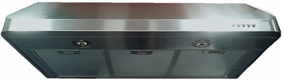 "Verona VEHOOD3610 36"" Under Cabinet Range Hood Stainless Steel"