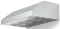 "Verona Designer Series VELP4810GSS 48"" Under Cabinet Range Hood LED Lighting Stainless Steel"