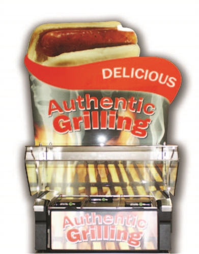 Authentic Grilling Kit
