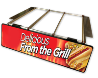 HANGDOWNSIGN for 50 Grill