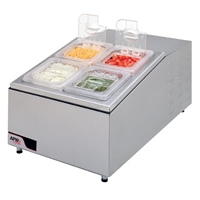 Counter top Refrigerated Unit, 120V