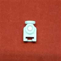 Replacement Body ONLY for Roller, Accordian Carrier. White. R2051