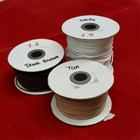 1.8mm Lift Cord, 300ft spool for blinds & shades