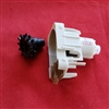 "3/8"", 3/4"" Clutch Mount Assy with Black Cord Sprocket & Cord Guide. 2780470000. 2780471000"