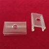 Interpanel Clips for Shutter. Clear. WHC01000