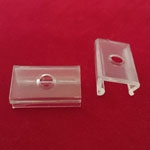 Interpanel Clips for Shutter. Clear