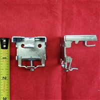 Hidden Installation Brackets for Mini Blinds. Pack of 2.