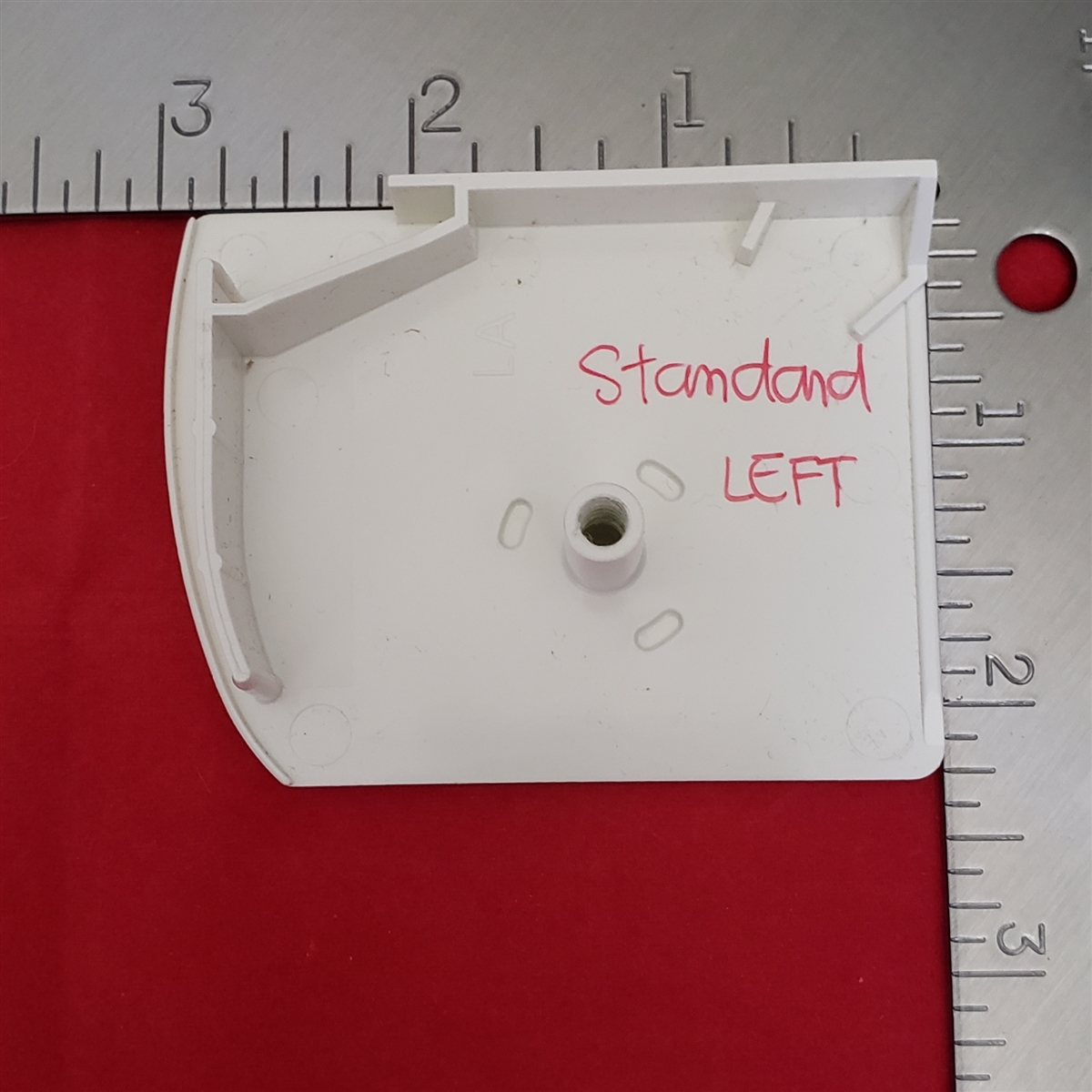 End Cap For Silhouette Amp Nantucket Clutch Standard Size