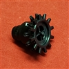 Cord Sprocket, Black Plastic. Use with C30 cordloop