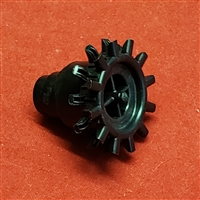Cord Sprocket, Black Plastic. Use with C30 cordloop. 2780114000