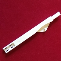 "3 1/2"" JOINER (#1) for Plantation Shutter.  Off White color"