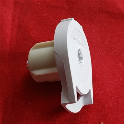 "R8. 1 1/4"" tube. Rollease Clutch, TAB Mount for Roller Shade. LIFT 8BS. FIT 1.25"" tube. R8C03"
